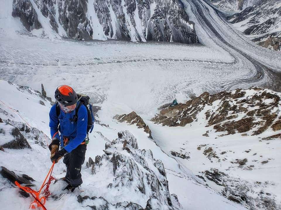 Carla Perez. Everest y K2 sin oxígeno