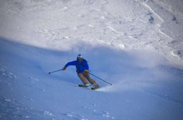 Reciclaje esquí AEGM-Revista INUA