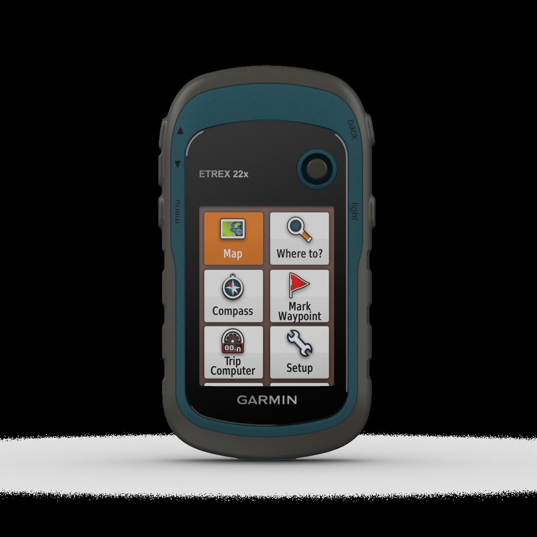 Nuevos GPS Garmin eTrex 22x y 32x